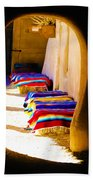At The Hacienda Bath Towel