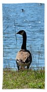 At The Water's Edge Bath Towel