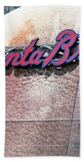 Atlanta Braves Bath Towel