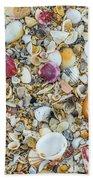 Atlantic' Shells Color Bath Towel