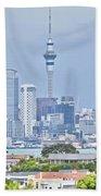 Auckland City C B D Bath Towel
