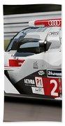 Audi R18 E-tron, Le Mans - 07 Bath Towel
