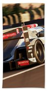 Audi R18 E-tron, Le Mans - 18 Bath Towel