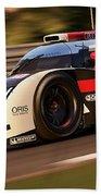Audi R18 E-tron, Le Mans - 30 Bath Towel