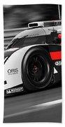 Audi R18 E-tron, Le Mans - 31 Bath Towel