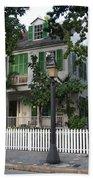 Audubon House Key West Bath Towel