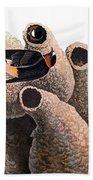 Audubon: Swallow Bath Towel