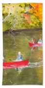 Augusta Canal Number One Bath Towel