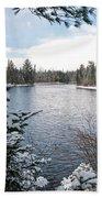 Ausable River 4820 Bath Towel