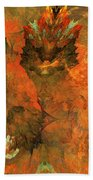 Autumn Abstract 103101 Bath Towel