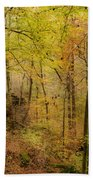 Autumn At Rim Rock Bath Towel