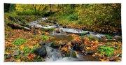 Autumn Bridge Bath Towel