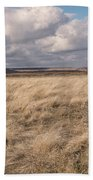 Autumn In The Steppes Bath Towel