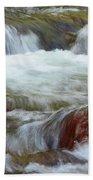 Autumn On Jackson Creek Bath Towel
