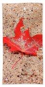 Autumn Sand Hand Towel