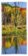 Autumn Splendor - Bolton Flats Bath Towel
