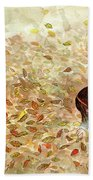 Autumn  Bath Towel