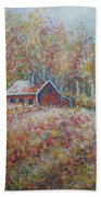 Autumn Whisper. Bath Towel