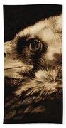Avvoltoio Hand Towel