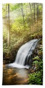 Awakening In The Forest Bath Towel