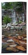 Awosting Falls In July Iv Bath Towel