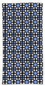 Azulejos Magic Pattern - 05 Bath Towel