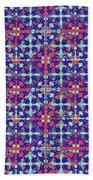 Azulejos Magic Pattern - 07 Bath Towel
