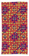 Azulejos Magic Pattern - 10 Bath Towel
