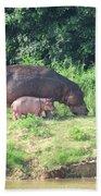 Baby Hippo 2 Bath Towel