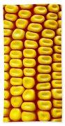 Background Corn Bath Towel