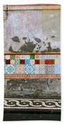 Backstreets Of Palma De Mallorca Bath Towel