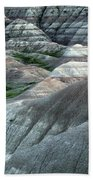 Badlands National Park South Dakota 2 Bath Towel