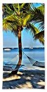 Bahamas Vacation Bath Towel
