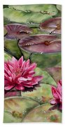 Balboa Water Lilies Bath Towel