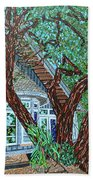 Bald Head Island, Village Chapel Hand Towel