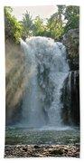 Bali Waterfalls Too Bath Towel