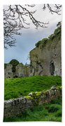 Ballyboggan Abbey, Co. Meath Bath Towel