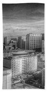 Baltimore Landscape - Bromo Seltzer Arts Tower Bath Towel