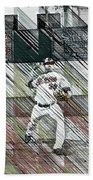 Baltimore Orioles Pitcher - Chris Tillman - Spring Training Bath Towel