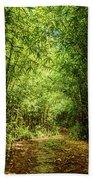 Bamboo Hike Bath Towel