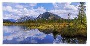 Banff Reflection Hand Towel
