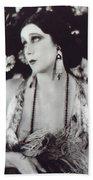 Barbara La Marr Bath Towel