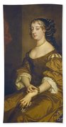 Barbara Villiers, Duchess Of Cleveland Bath Towel