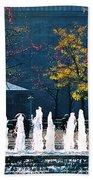 Barney Allis Plaza-kansas City Hand Towel