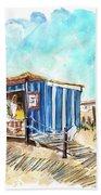 Barril Beach 05 Bath Towel