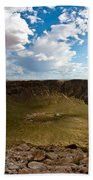 Barringer Meteor Crater #5 Bath Towel