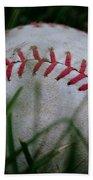 Baseball Bath Sheet by Diane Reed