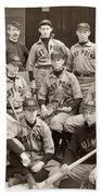 Baseball: West Point, 1896 Bath Towel