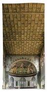 Basilica Of Saint Sabina Bath Towel
