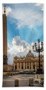 Basilica Papale Di San Pietro Bath Towel